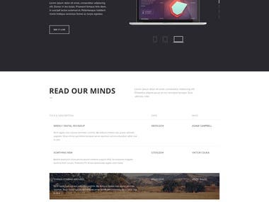 building pages with html , CSS, CSS3