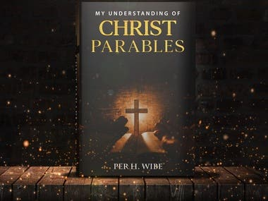 Book cover - My Understanding of Christ Parables
