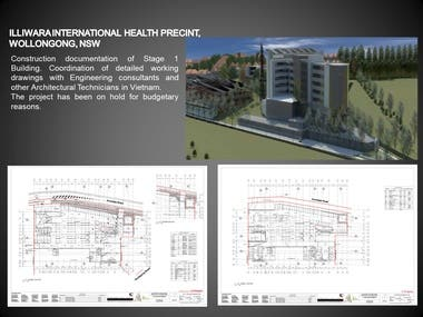 Illiwara International Health Precinct