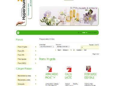 Joomla + Virtuemart SHOP