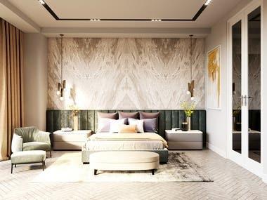 Masted Bedroom