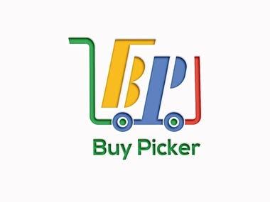 Logo Design for Buy Picker