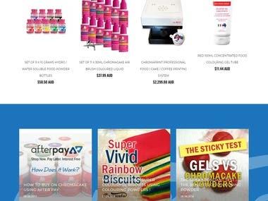 Chromacake.com.au