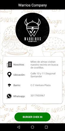Aplicativo Android / Burger Fest