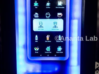 IoT based Project: Tea Vending Machine