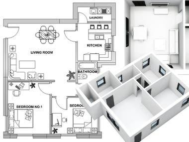 SMALL BASIC HOUSE