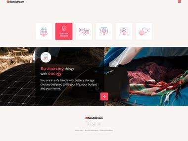 Web Design with Custom CSS