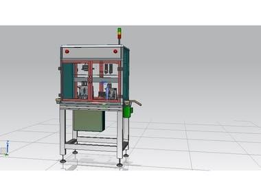 Deflashking Machine for MCB