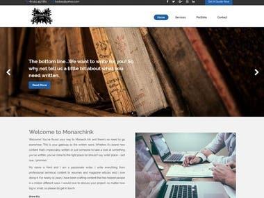 Wordpress | Custom Theme