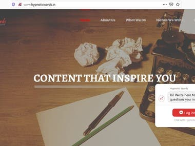 Content Writing Agency | Lead Generation and Building Team