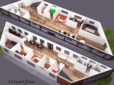 Office and Hotel Design