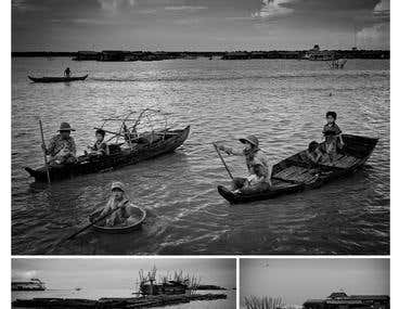 Cambodia - A Travel Photologue