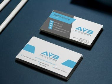 Business Card's