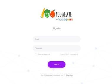 Laravel Foodeaze