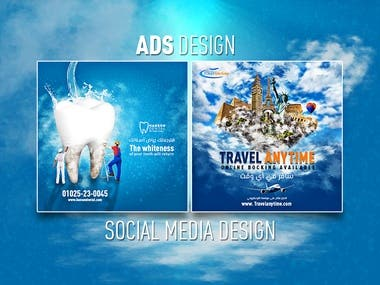 ADs and banners