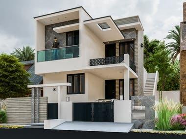 Elevation Design Concept
