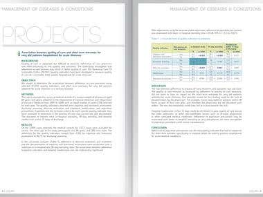 HSOR Annual Report 2010
