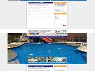 Southwest Pools & Spas
