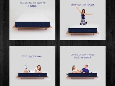 Instagram ad Design