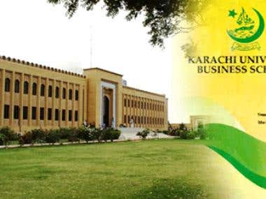University of Karachi- Masters In Business Administration