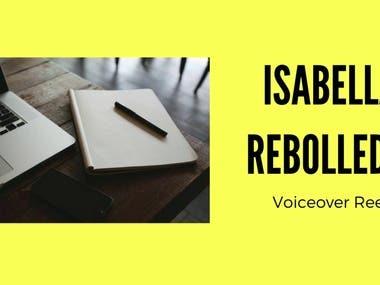 VOICEOVER TALENT REEL - ISABELLA REBOLLEDO