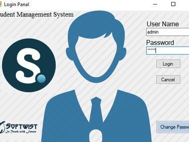 Student Record Management System (SRM)