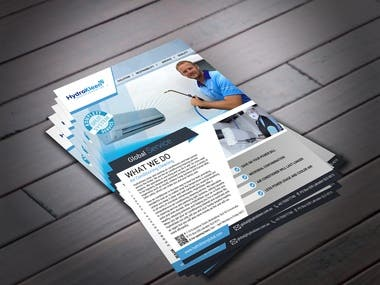 Graphics Design flyer