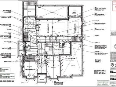 Steel Structure Detailing Work as per Canada Building Standa