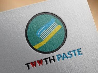 Tooth peste Logo