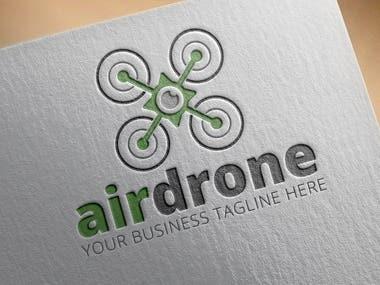 Air Drone Logo