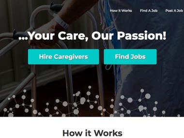 MARKETPLACE FOR CAREGIVER AND CARESEEKER