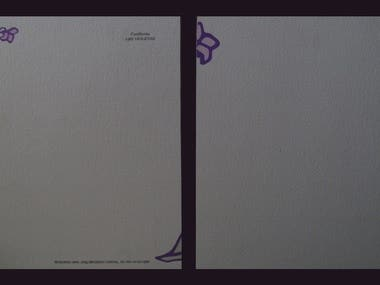 Commercial Stationery
