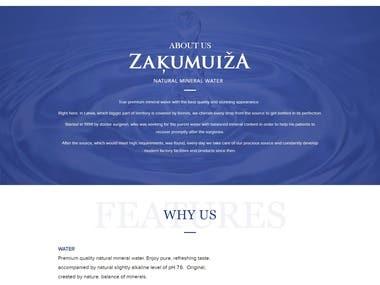 https://zakumuiza.com/ - Wordpress