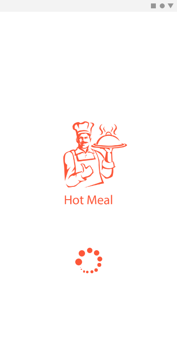 hot meal