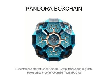 Pandora Boxchain