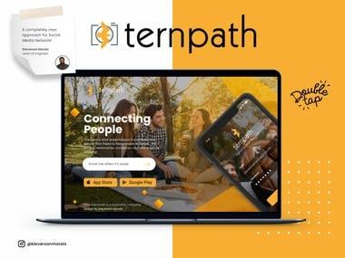 Ternpath - Landing Page