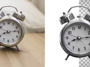Photo/Image background remove & retouch or clipping path