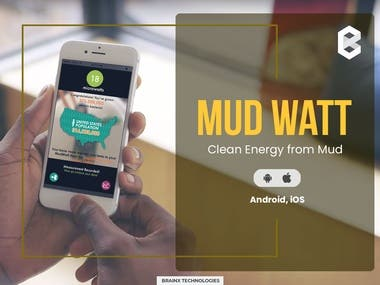 MudWatt - Sustainable Energy App