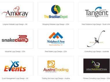 Logo designings