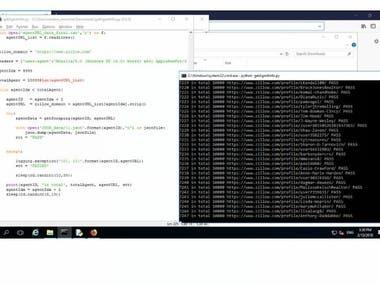Python Scraping