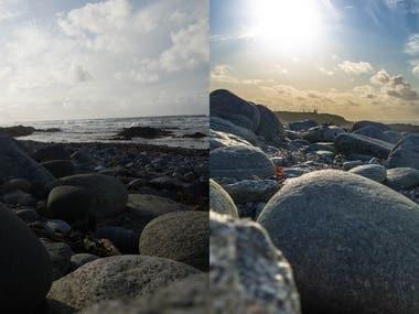 Beach edit