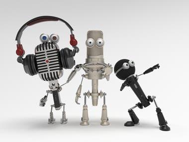 Microfônicos