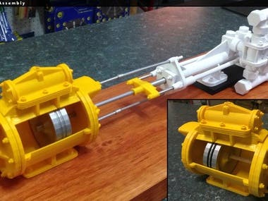 3D Printed Assembly