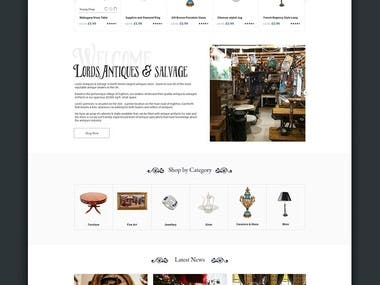 Lords Antiques & Salvage
