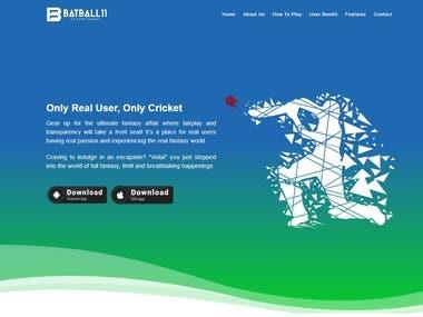 Online Sport Fantasy Sport game