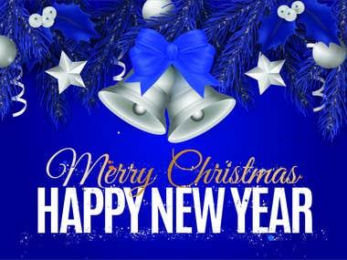 Christmas & New Year Design