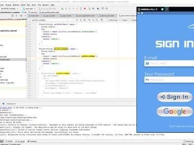 Device Info App(Flutter)