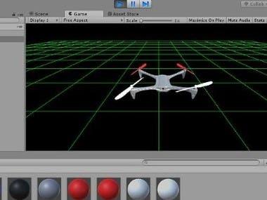 Drone Visualization