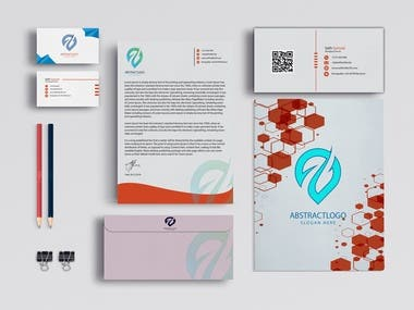 Stationary Branding Design