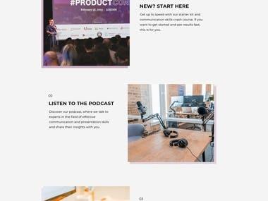 E-Commerce Website Design and Develop